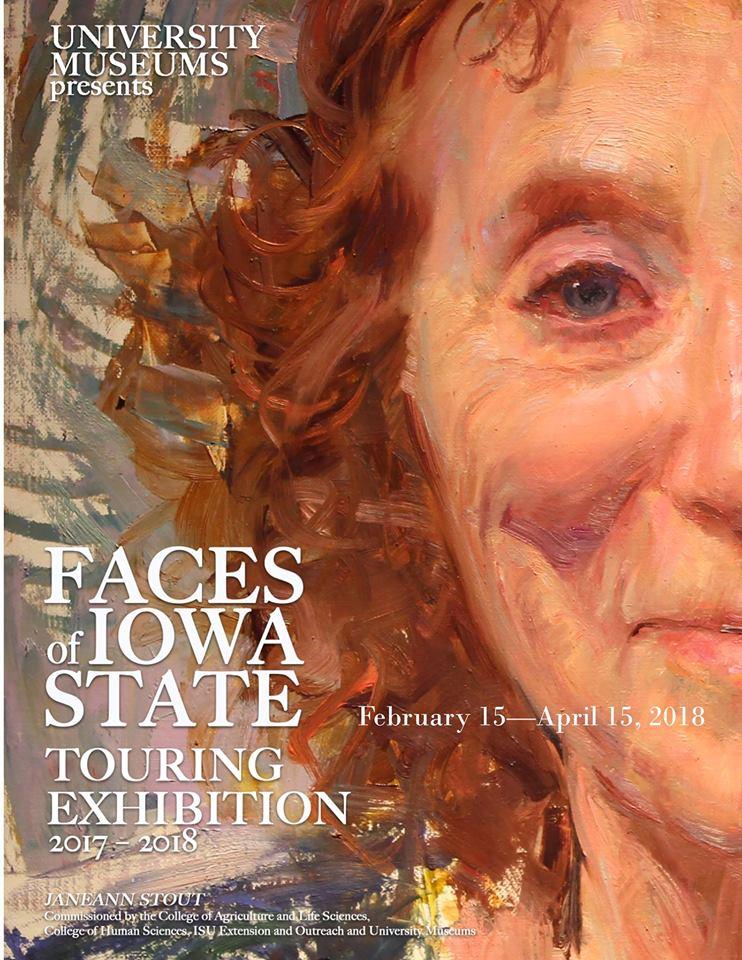 Rose Frantzen Portrait Painting