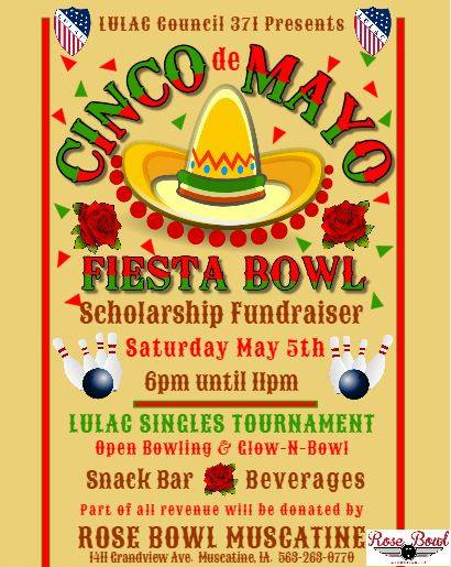 Fiesta Bowl Fundraiser
