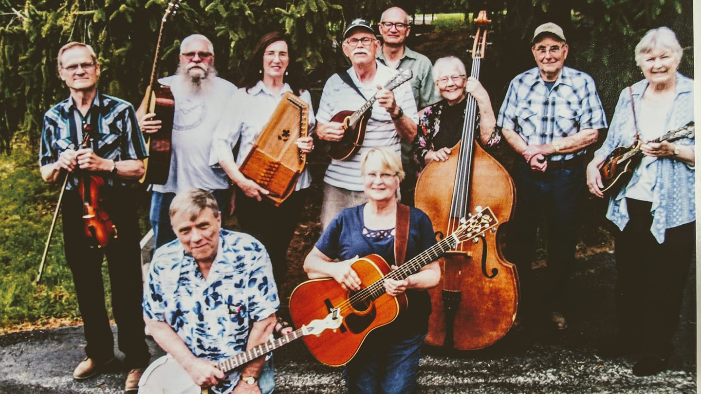The Front Porch Pickers