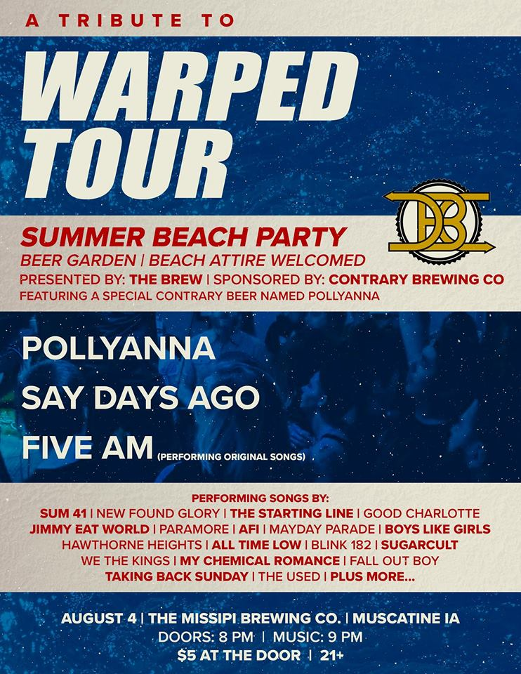 A Tribute to Warped Tour