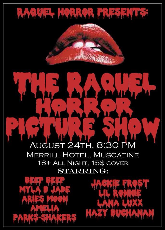The Raquel Horror Picture Show
