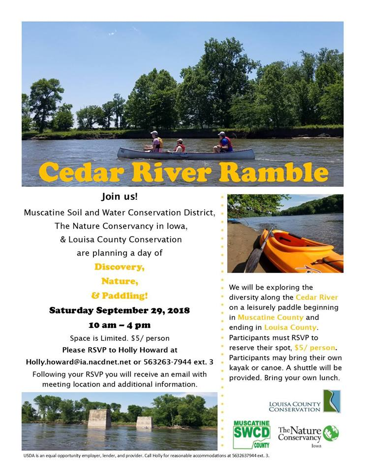 Cedar River Ramble