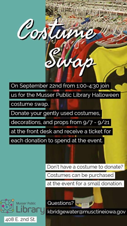 costume swap