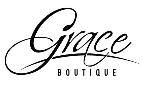 grace logo white