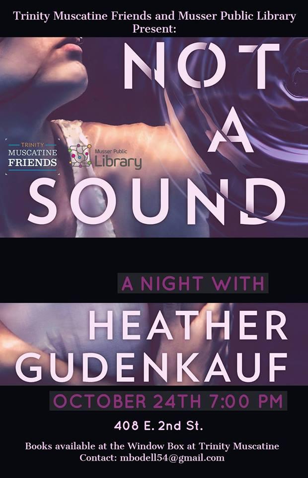 A Night with Heather Gudenkauf