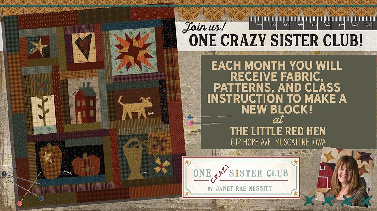 One Crazy Sister Club