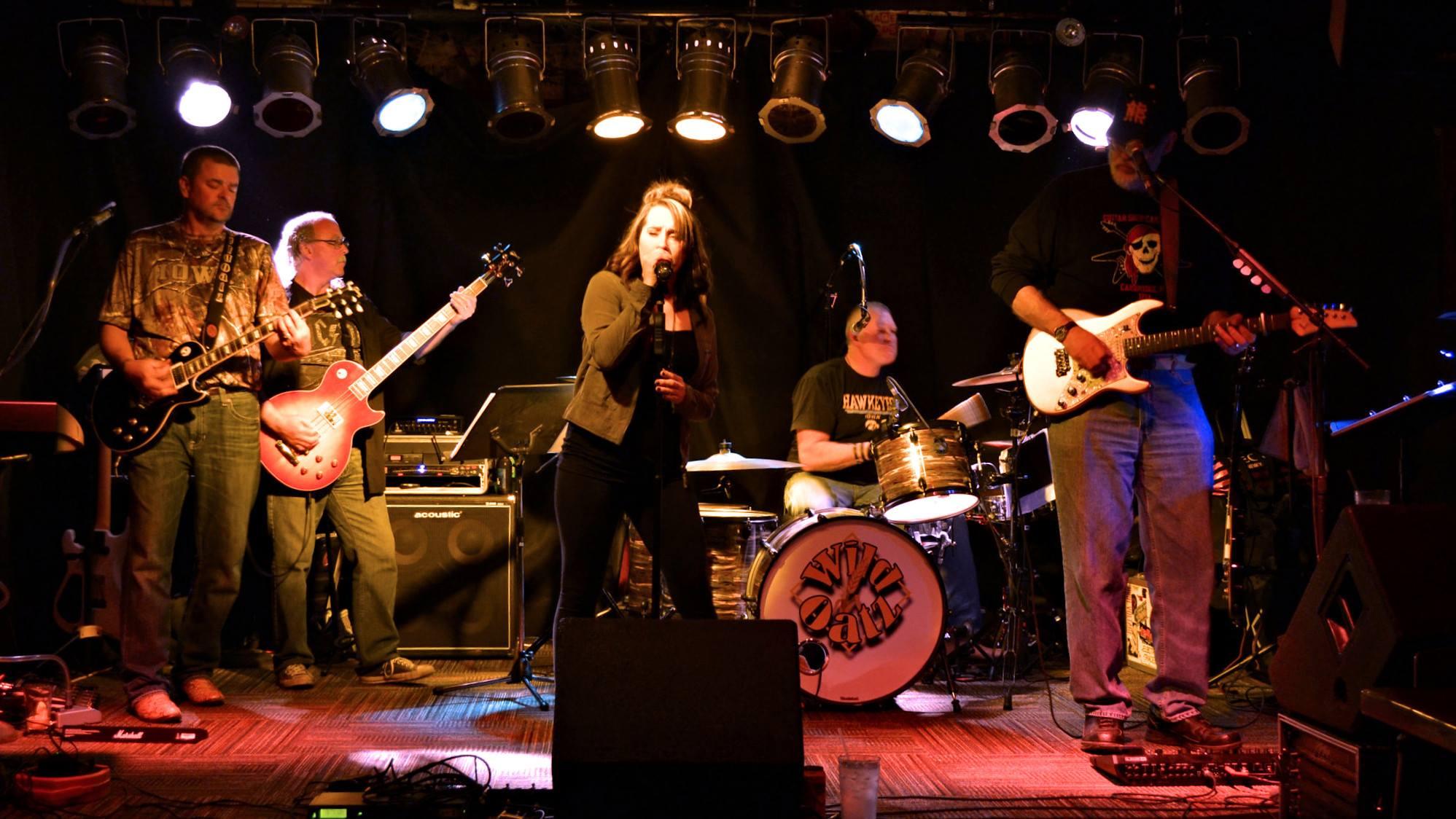 Wild Oatz Band