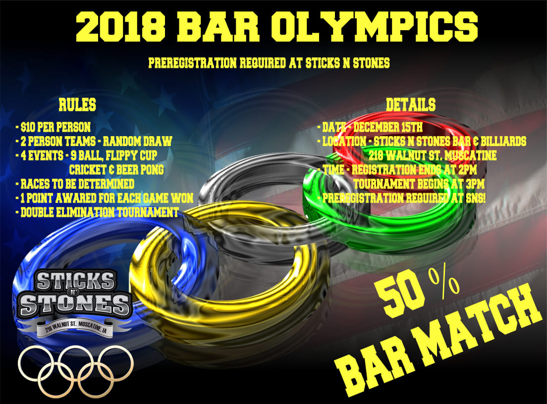 Bar Olympics