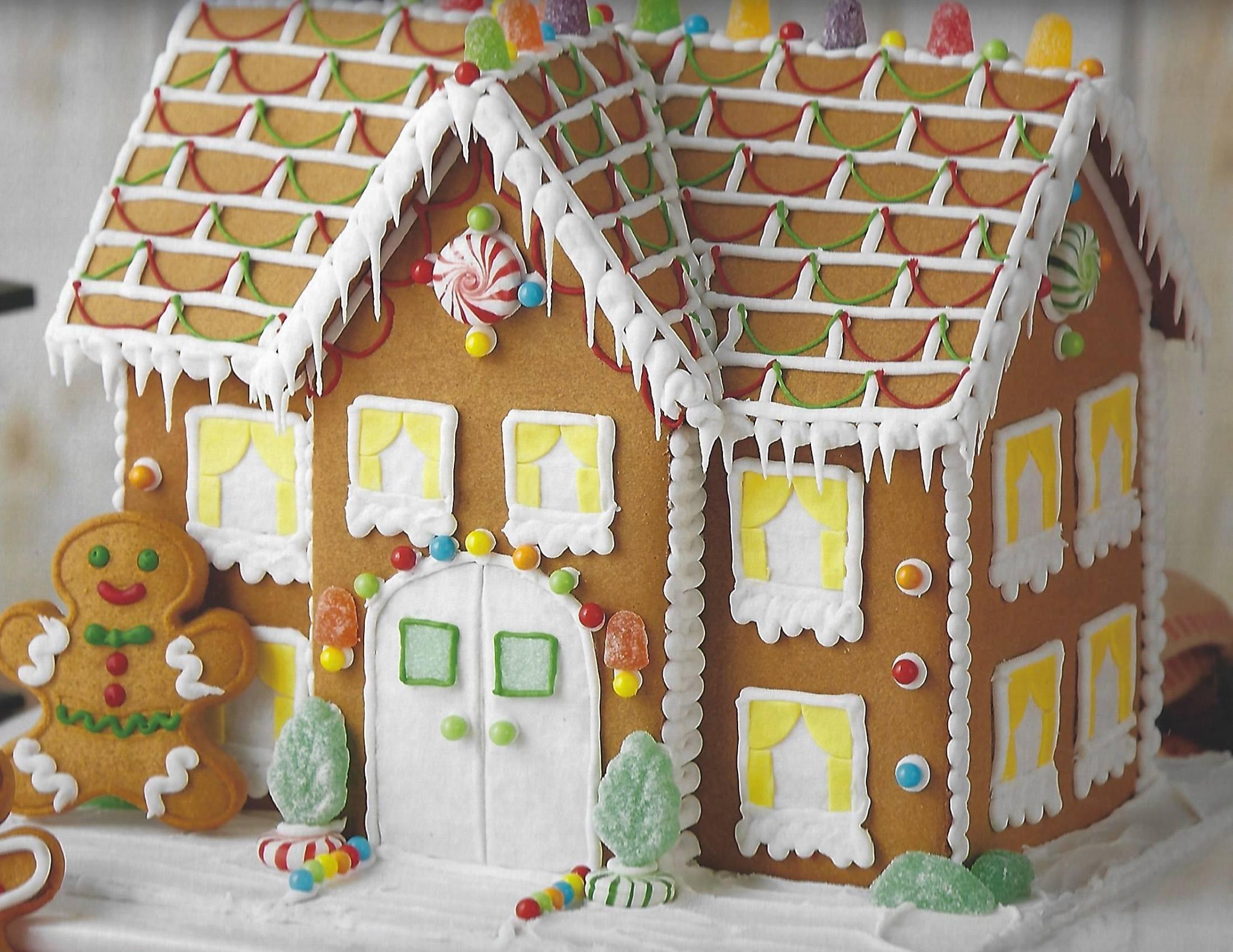 Gingerbread Workshop