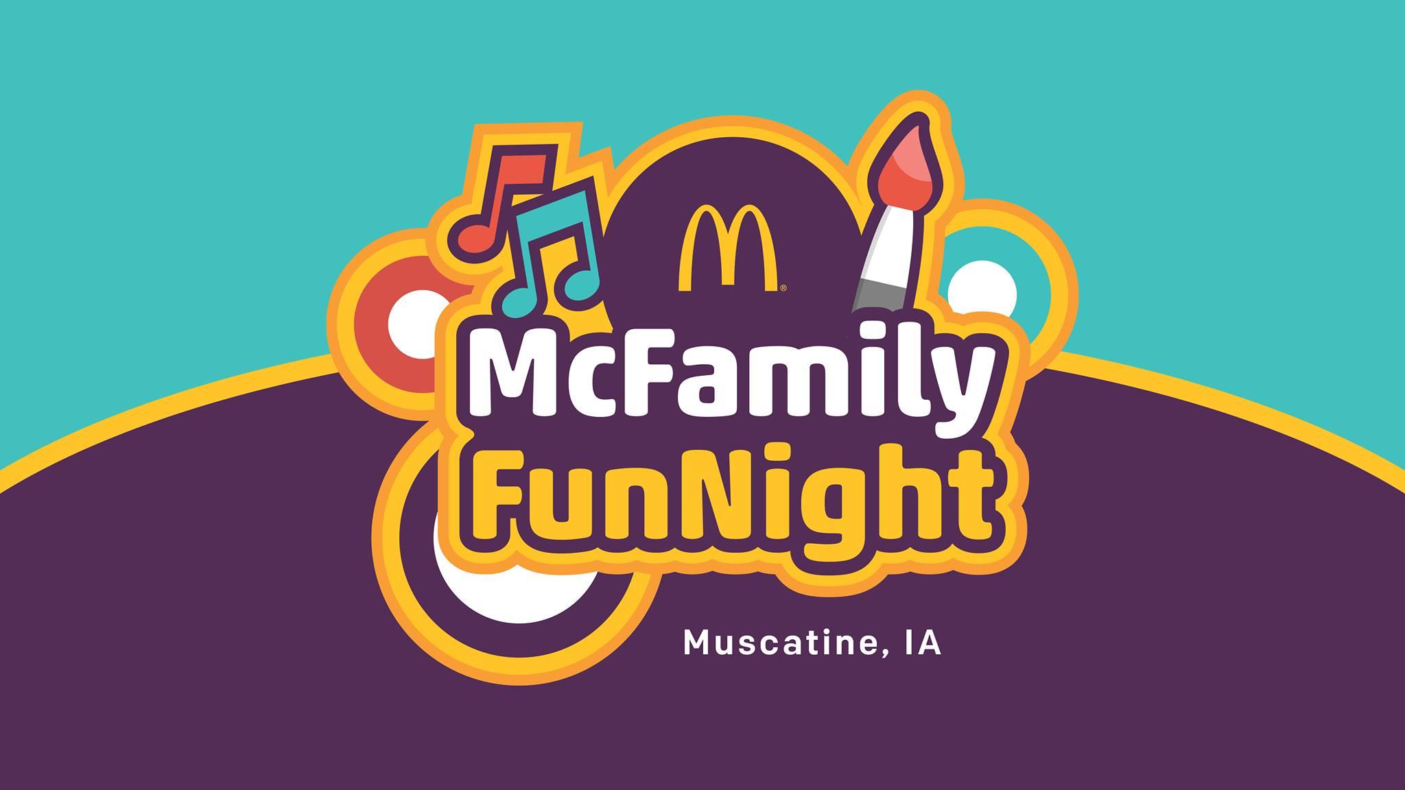 McFamily Night