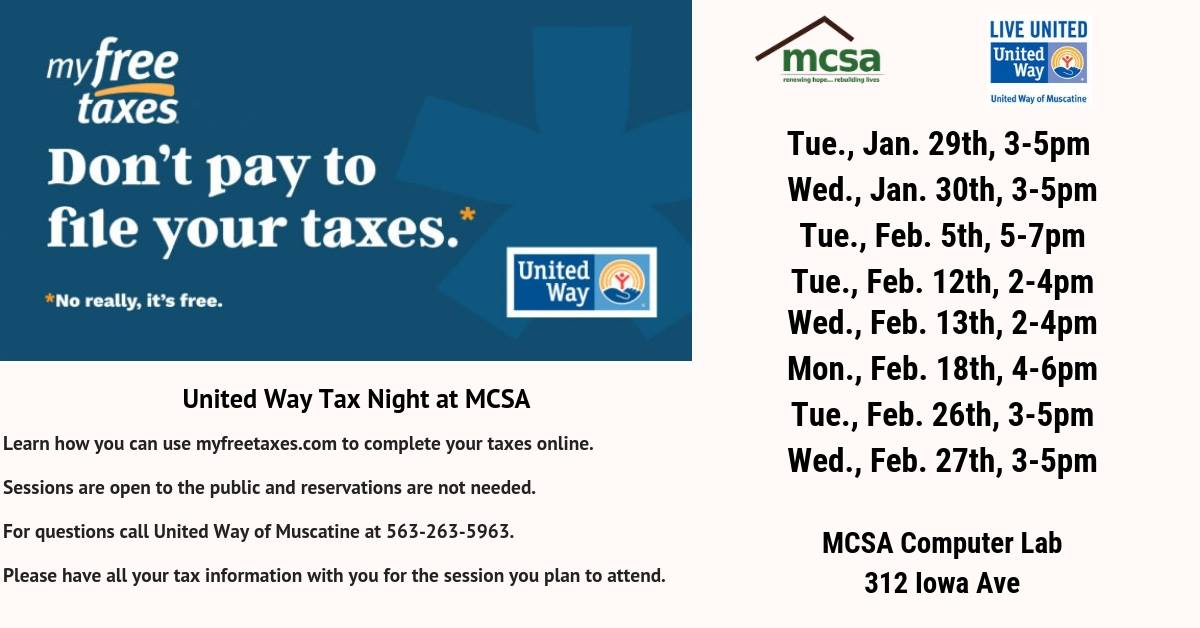 United Way Tax Night