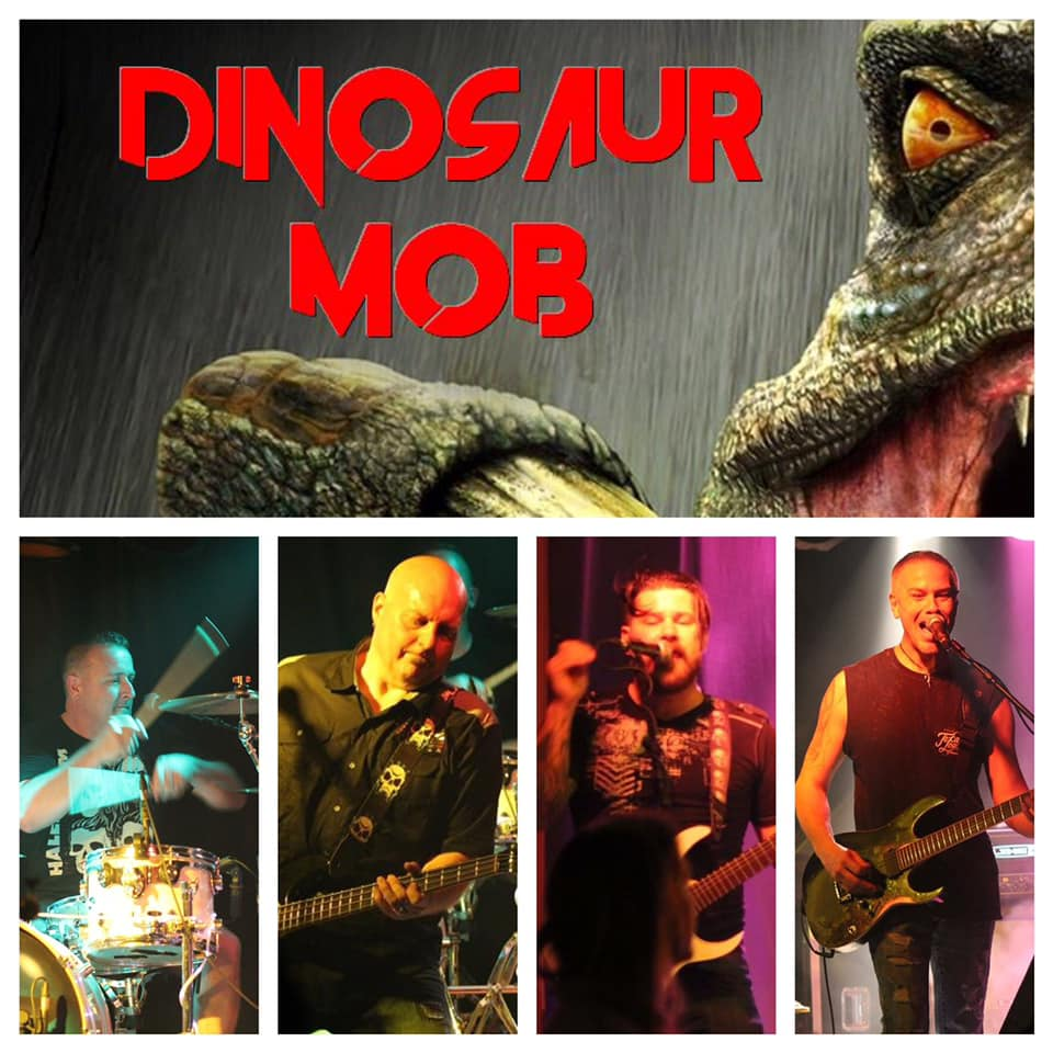 Dinosaur Mob