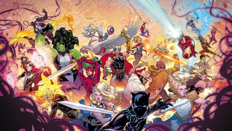war of the realms marvel